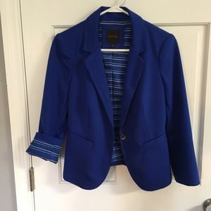 Blue jacket limited
